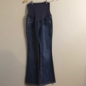 Maternity Jeans Old Navy Regular 8 NWOT